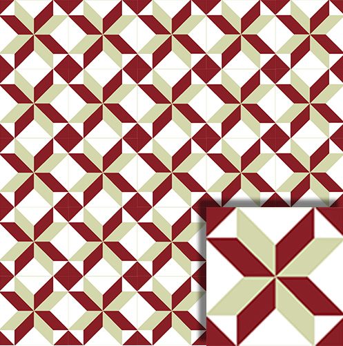 Karo Mozaik Model 13