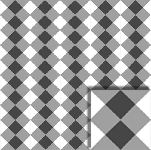 Karo Mozaik Model 72