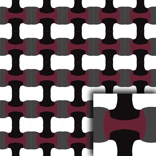Karo Mozaik Model 128
