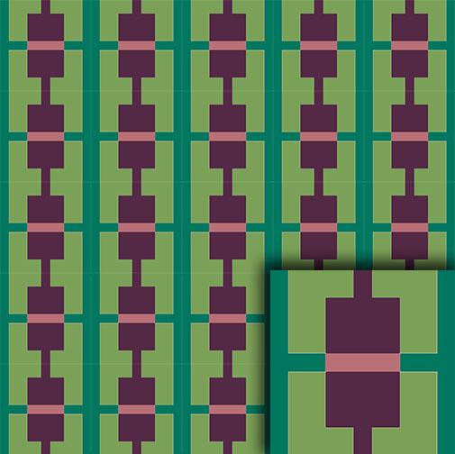 Karo Mozaik Model 157
