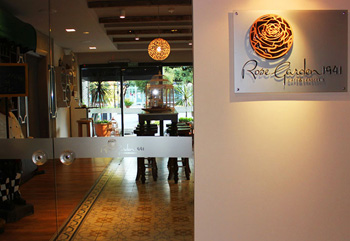 Rose gardan Coffee & Brasserie İzmir